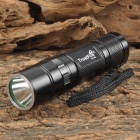 TrustFire TR-106 CREE XR-E Q4 150lm 1-Mode White Flashlight - Black (1 x 18500)