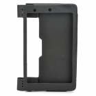 "Protective PU Leather Case for 8"" Lenovo Yoga Tablet B6000 - Black"