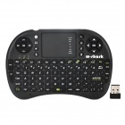 Wireless 2.4GHz USB Mini Keyboard