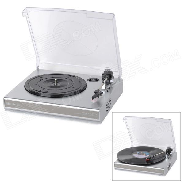 Shenle T518 Convertable Vinyl Record Player w/ USB / Dual Stereo Speaker RCA Output (EU Plug) кама 518 нк шз 155 65 13 t ш