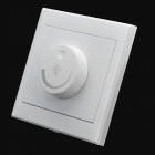 150W 180 Degree Rotary LED Dimmer - White (110V)