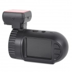 "DK900 1.5"" TFT LCD Ambarella 5.0 MP CMOS 120 Degree Wide Angle Car DVR w/ GPS"