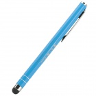 Pluma capacitiva w / clip para amazon kindle fuego / kindle fuego HD / kindle paperwhite - azul