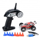 WLtoys L929 2.4GHz  Wireless Remote 1/32 F1 Formula Racing Car - Red + Black