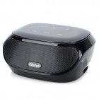 AJ-81 Multi-Function Bluetooth v2.1 Speaker w/ Microphone / Hands-Free / TF / FM - Black
