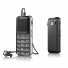 "ARCCI S900 Professional Hearing-Aid Elderly Phone w/  2.0"", SOS, FM, Torch - Grey + Silver"