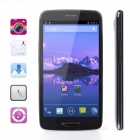 iNEW i 3000 Quad Core Android 4.2 WCDMA Bar Phone w/ 5', Dual Card Dual Standby, GPS - Black