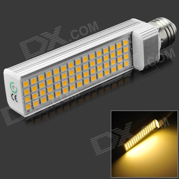 E27 13W 832lm 3000k 60-SMD 5050 LED Warm White Light Corn Lamp (AC 85~265V) r7s 15w 5050 smd led white light spotlight project lamp ac 85 265v
