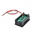 HZDZ 3-Digit Red LED Digital Voltage Meter (DC 4.5V~30.0V)