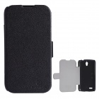 NILLKIN Protective PU Leather + PC Case Cover for HUAWEI G610 - Black