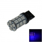 7443 / 7440/T20 6W 540lm 27 x SMD 5050 LED Blue Car Steering / Brake / Backup / Tail Light - (12V)