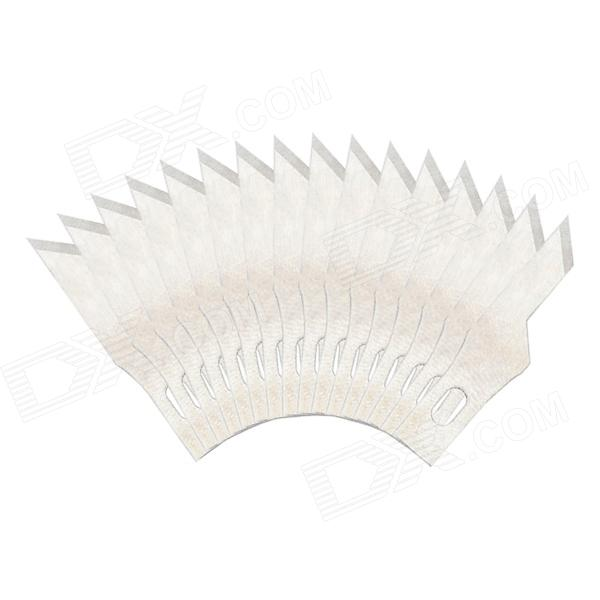16# Carbon Steel Sculpting Knife Blades (10 PCS)