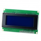 "Funduino IIC/I2C LCD2004 Adapter Board w/ 3.2"" LCD Screen - Green"