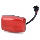 GSM / GPRS / GPS Car Motorcycle Anti-Theft Satellite Locator - Red + Black