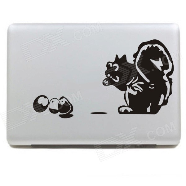 Protective Squirrel Decorative Sticker for MacBook 11