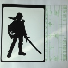 "Protective Soldier Decorative Sticker for MacBook 11"" 13"" 15"""