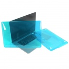 "ENKAY Crystal Hard Protective Case for ""15-inch MacBook Pro with Retina Display"" - Light Blue"