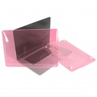 "ENKAY Crystal Hard Protective Case for MacBook Pro 15.4"" with Retina Display - Pink"
