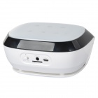 AJ-81 Multifunctional Bluetooth V2.1 + EDR Speaker Handsfree Talk - White + Black