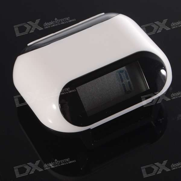 "1.0"" LCD Clip-on Digital Pedometer (1*AG10)"