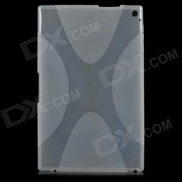 Protective X Line TPU Back Case for 10.1