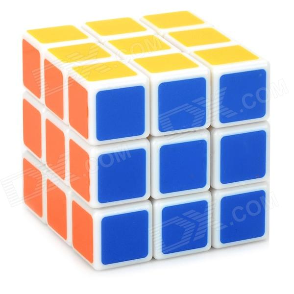 Intelligent Education 3 x 3 x 3 Brain Teaser Maguc IQ Cube - Multicolored dayan mf8 4x4x4 brain teaser magic iq cube