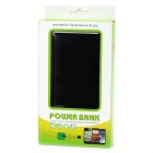 "Bærbar ekstern ""15000mAh\"" Power Bank for IPHONE / Samsung / HTC - Svart + Hvit"