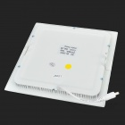 LSON 15W 750lm 3000 K 75-2835 SMD LED Warm White Panel lámpara - blanco (AC 85 ~ 265V)