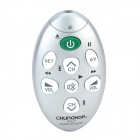 CHUNGHOP RM-L7 Multifunctional Learning Remote Control - Silver