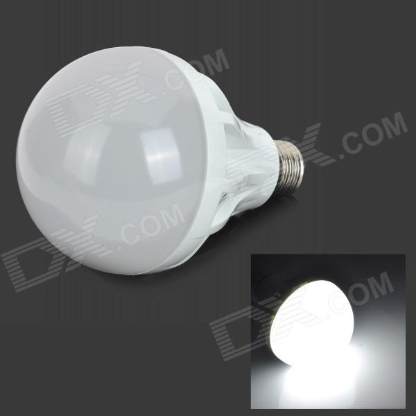E27 12W 250lm 45-SMD 2835 LED ampoule blanche froide (100 ~ 240V)