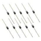Jtron 1n4007 Rectifier Diode Withstand Voltage 1200V - Black (1000 PCS)