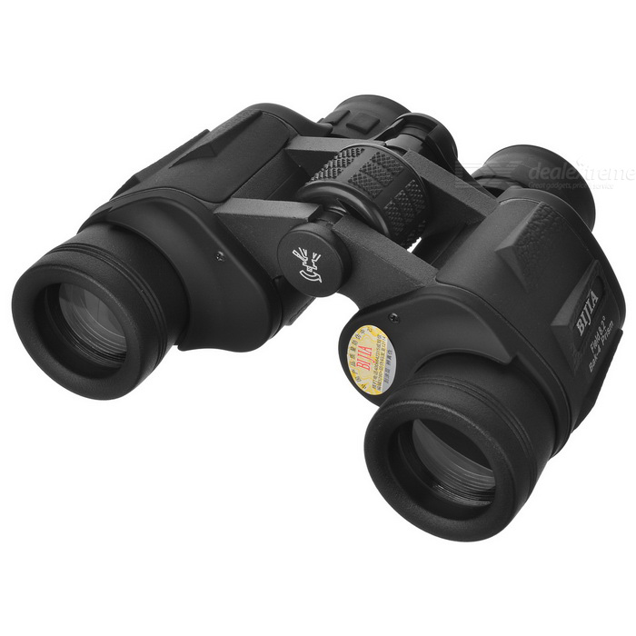 BIJIA 16X45 HD High-powered Binoculars - Black
