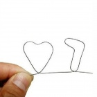 Magic Props - Memory Wire  Heart and Seven ( L )