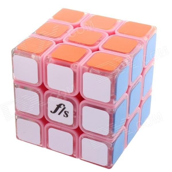 Fangshi ShuangRen 3X3X3 Exquisite Magic Cube for Speed-cubing (New Year Edition) yj8305 3x3x3 three layers magic cube puzzle toy