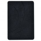 KAKUSIGA Elegant Slim Protective PU Leather Case Cover Stand for Retina Ipad MINI - Black