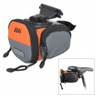 Convenient Seat Post Tool Bag for Bicycle - Black + Orange