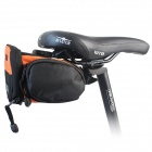 Housse de transport pour bicyclette - noir + orange