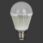 FengYang 006 E27 5W 25-SMD 3528 ampoule LED chaude blanche (AC 100 ~ 240V)