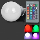 FengYang 005 E27 9W 350lm RGB LED 16-Color Changing Bulb w/ Remote Controller (90~265V)