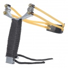 G-378 Outdoor Zinc Alloy Slingshot Toy - Silver