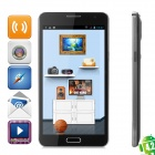 "JIAKE N900W Android 4.2 Quad-Core WCDMA Bar Phone w/ 5.5"" QHD, Wi-Fi and GPS - Black"