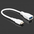 USB 3.0 OTG Cable for Samsung Galaxy Note 3 - White