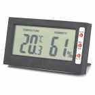 "Multifunction 3"" LCD Digital Hygrometer & Thermometer"