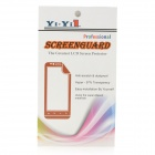Protective Frosted Screen Protector for Samsung Galaxy Grand Duos i9080/i9082 - Transparent (5 PCS)