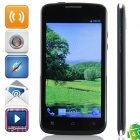 "A673W(Beyond_B800) MTK6575 Android 4.0.4 WCDMA Bar Phone w/ 4.5"", Wi-Fi, FM - Black"
