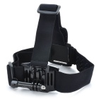 TOZ Headband w / Adapter Set para GoPro Hero 4/2/3 - Preto
