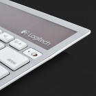 Logitech K760 78-Key Solar Powered Bluetooth V3.0 Keyboard - White
