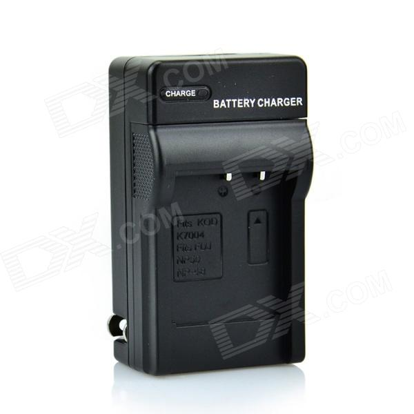 DSTE Fujifilm NP-48 NP50 Kodak KLIC-7004 Pentax D-LI68 D-LI122 US Charger for XQ1 XF1 Digital Camera