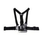 Fat Cat 3-Degree-of-Freedom Ergonomics Elastic Chest Mount for GoPro Hero 3+/3/2/SJ4000