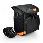 DSTE Black Nylon Camera Bag for L820 L810 HX50V WX300 RX100 A2500 P7000 P7100 + More